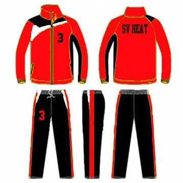 Picture of Warm-up Suit Style 801 Custom