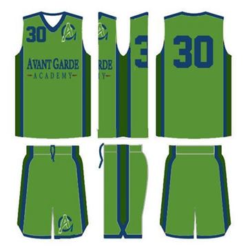 Picture of Basketball Kit AGA 512B Custom
