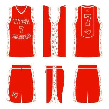 Picture of Basketball Kit NWC 517 Custom