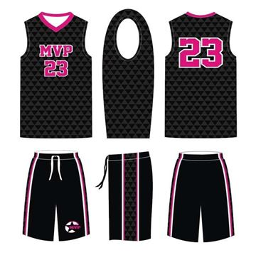 Picture of Basketball Kit MVP 554 Custom
