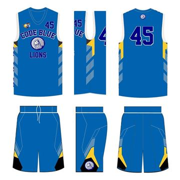 Picture of Basketball Kit CBL 522A Custom