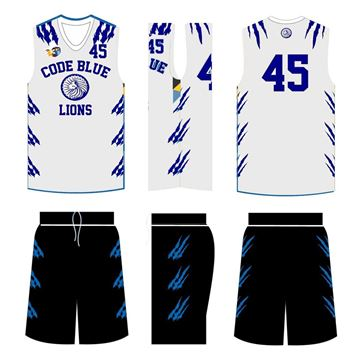 Picture of Basketball Kit CBL 522H Custom