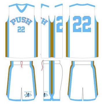 Picture of Basketball Kit PSH 512 Custom