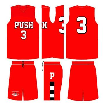 Picture of Basketball Kit PSH 522 Custom