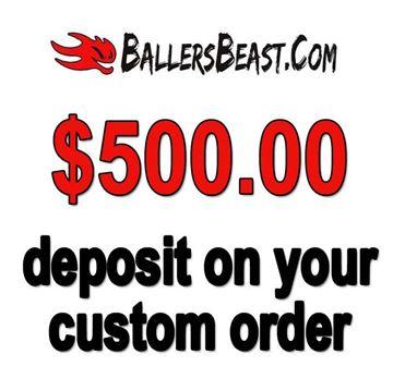 Picture of Deposit Certificate BallersBeast.Com