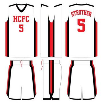 Picture of Basketball Kit HCF 512 Custom