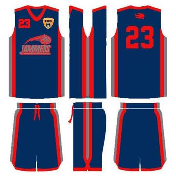 Picture of Basketball Kit KBL 512 Custom