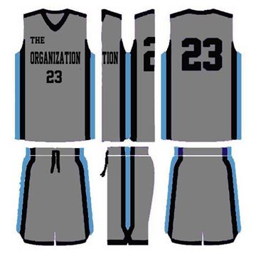 Picture of Basketball Kit ORG 512 Custom