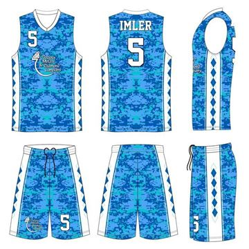 Picture of Basketball Kit IMR 525 Custom