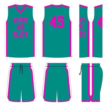 Picture of Basketball Kit FEB 512 Custom