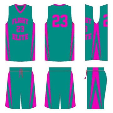 Picture of Basketball Kit FEB 506 Custom