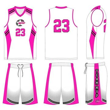 Picture of Basketball Kit MVP 513 Custom