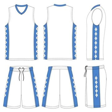 Picture of Basketball Kit Style 525A Custom