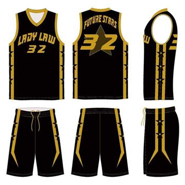 Picture of Basketball Kit LFS 558 Custom