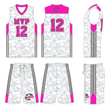 Picture of Basketball Kit MVP 565 Custom