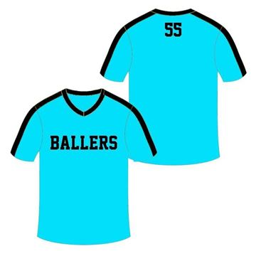 Picture of Shooting Shirt Style 586S Custom
