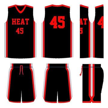 Picture of Basketball Kit HEA 512 Custom