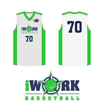 Picture of Basketball Jersey ISS 514J Custom