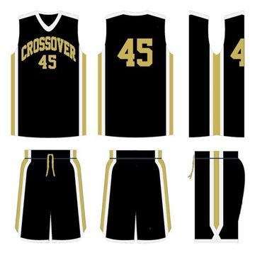 Picture of Basketball Kit CLG 512 Custom