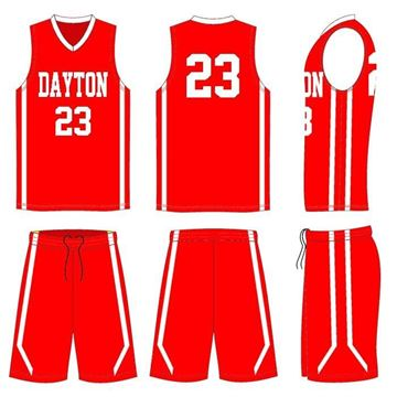 Picture of  Basketball Kit DTN 568 Custom