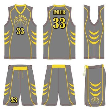 Picture of Basketball Kit IMR 541 Custom