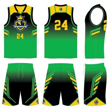 Picture of Basketball Kit CBL 570 Custom