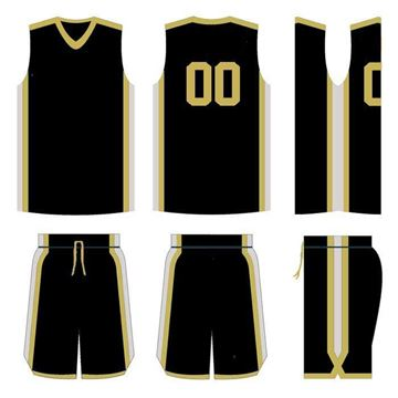 Picture of Basketball Kit KEV 514 Custom