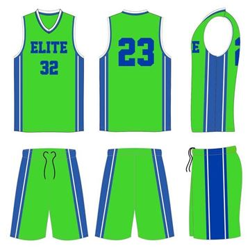Picture of Basketball Kit Style 593 Custom