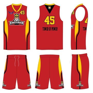 Picture of Basketball Kit CBL 597 Custom