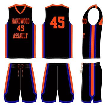 Picture of Basketball Kit HAR 512 Custom