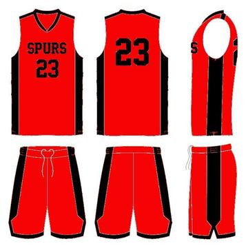 Picture of  Basketball Kit Style SPU 514 Special