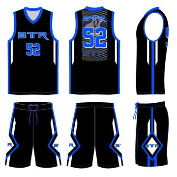Picture of Basketball Kit BTR 551 Custom