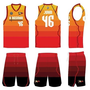 Picture of Basketball Kit CBL 5513 Custom