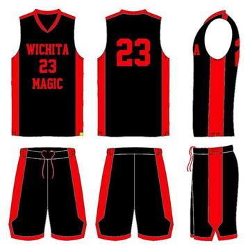 Picture of Basketball Kit Style WHM 514 Special