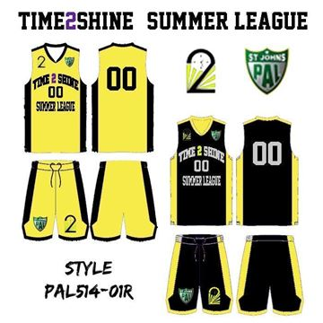 Picture of Basketball Kit PAL 514 Custom