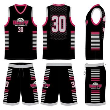 Picture of Basketball Kit NWC 5517 Custom