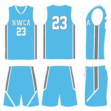 Picture of Basketball Kit NWC 505 Custom