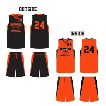 Picture of Basketball Kit MNR 523 Custom