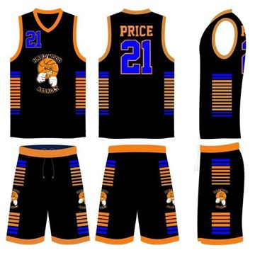 Picture of Basketball Kit HAR 5517 Custom