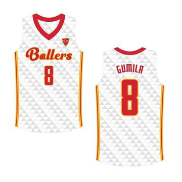 Picture of Basketball Jersey BRS 5525J Custom