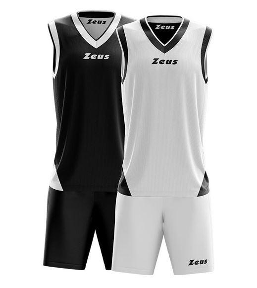 Picture of Zeus Basketball kit Doblo Blank
