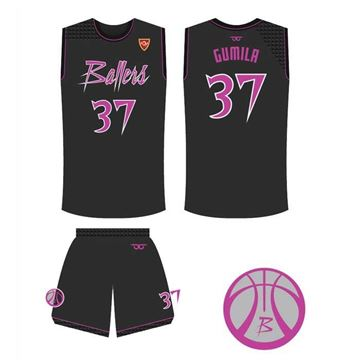Picture of Basketball Kit BRS 5530 Custom